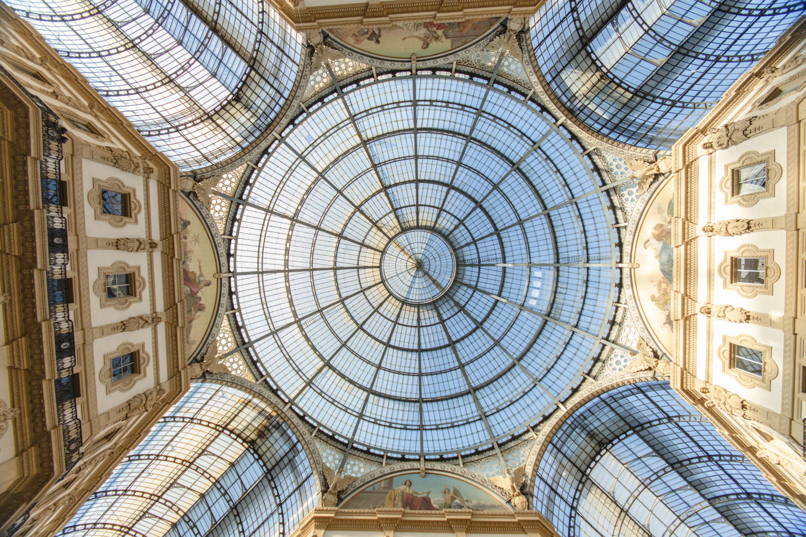 Galleria Vittorio Emmanuele Milano