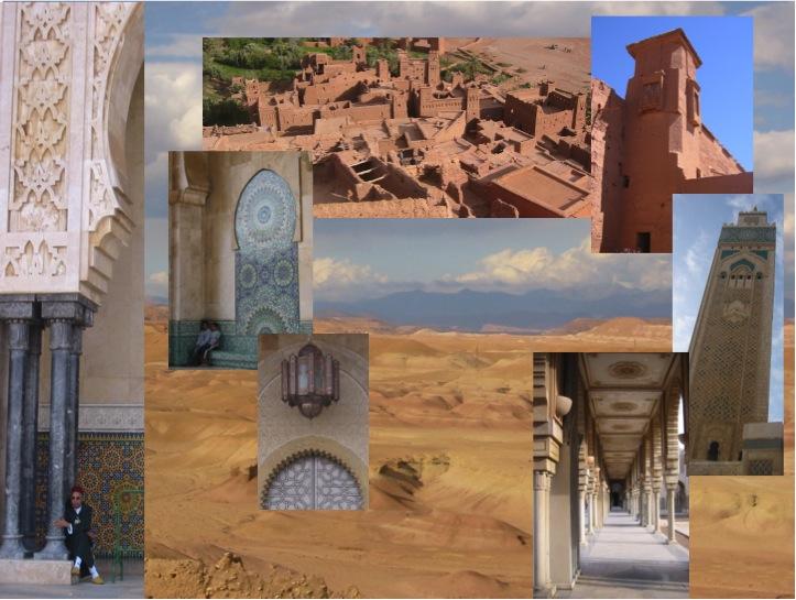 Morocco architecture1