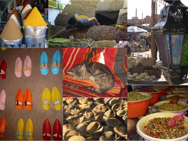 colours of Morocco