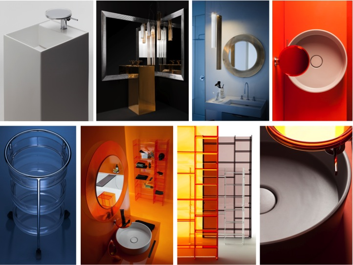 Kartell by Laufen/ Images courtesy of Laufen