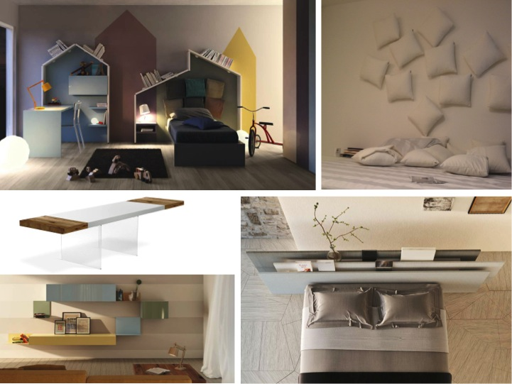 Lago Design: transformable table, Kid's collection, bed with storage and more