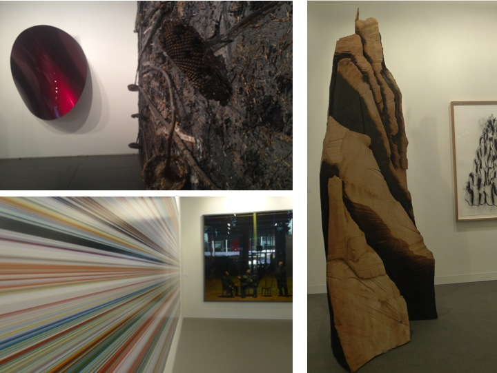 If you recognise any of these works, please advise, so that I can credit them