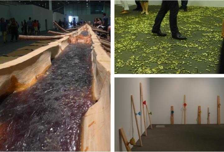 Art Unlimited - art installations at Art Basel