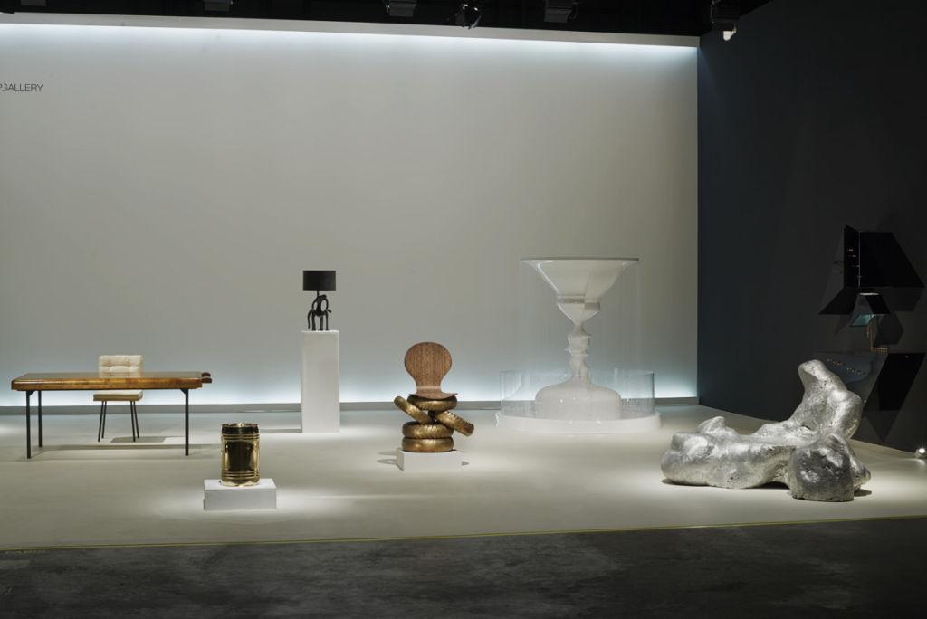 Modern: Carpenters Workshop Gallery, London & Paris