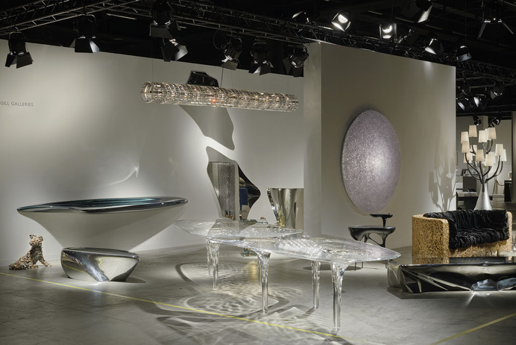 Contemporary: David Gill London