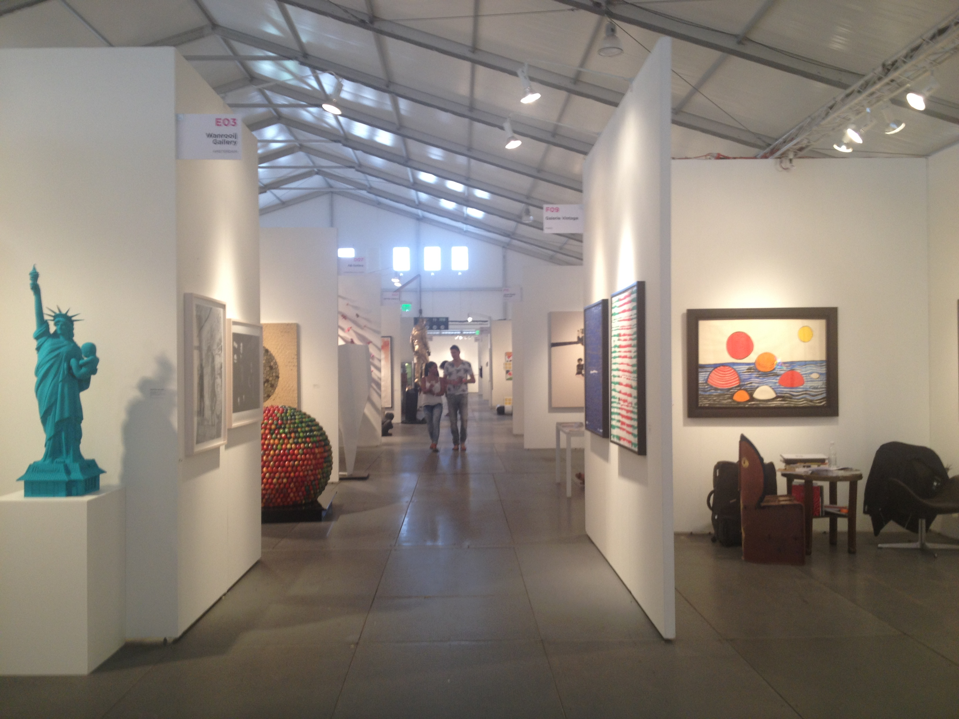 impression of the exhibition
