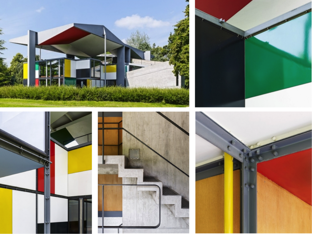 Images: courtesy of Center Le Corbusier, Zurich, Switzerland Photography: Georg Aerni