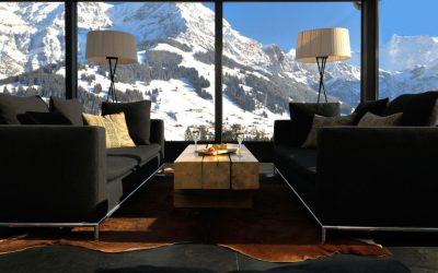 The Cambrian Adelboden: A modern approach to alpine design