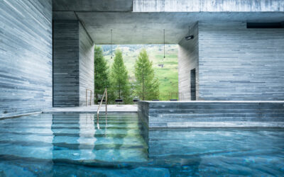 Therme Vals: An Experience for the Senses