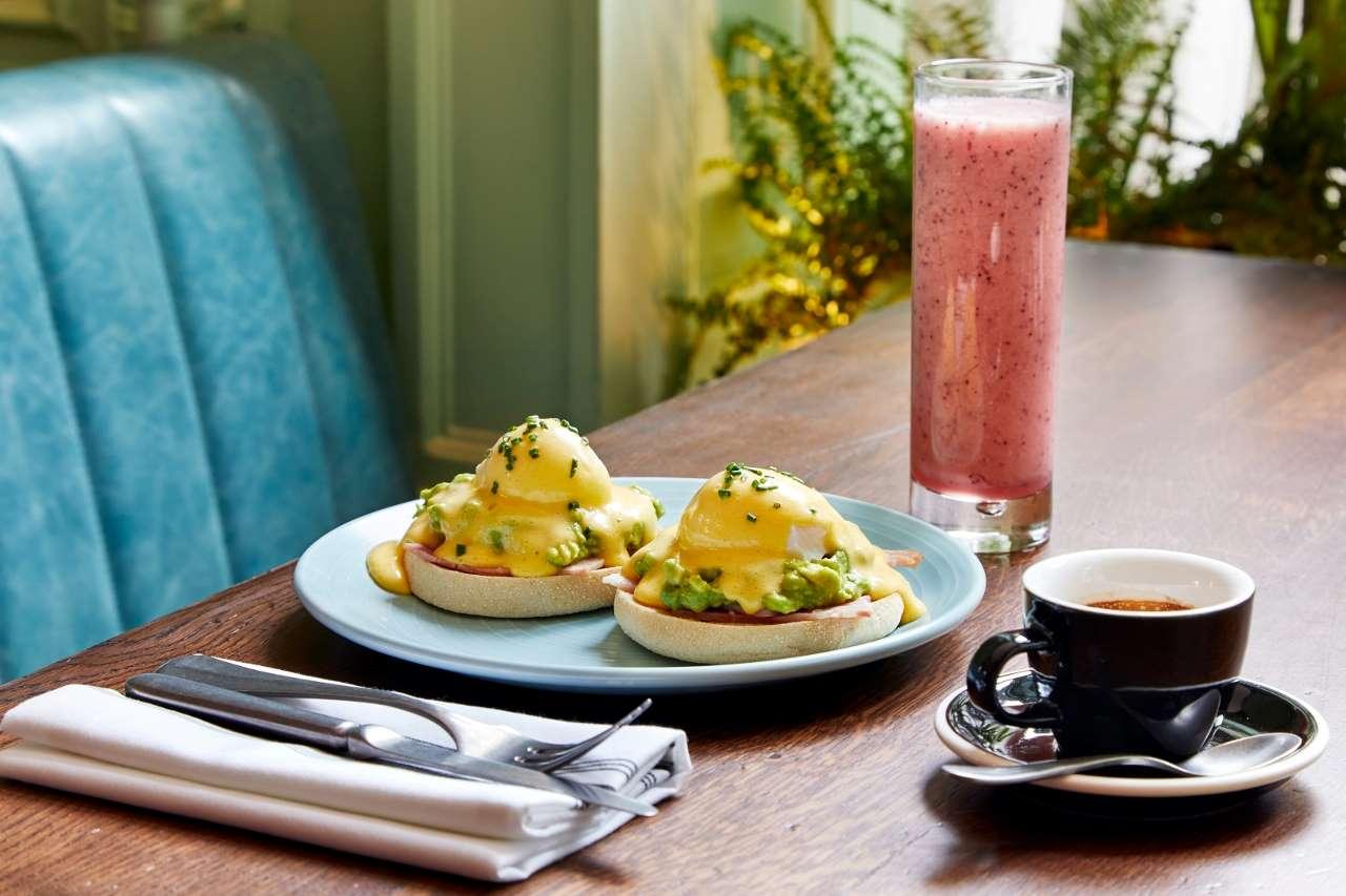 English Breakfast in style