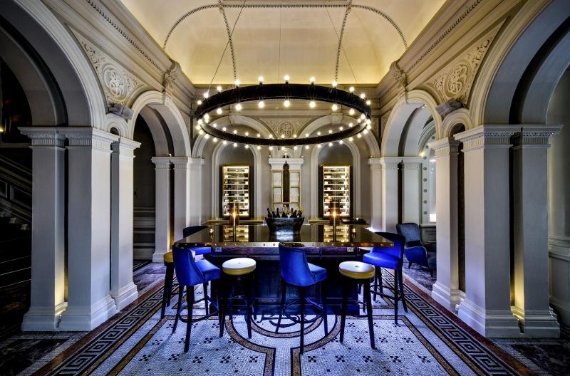 1901 Wine Lounge Andaz London