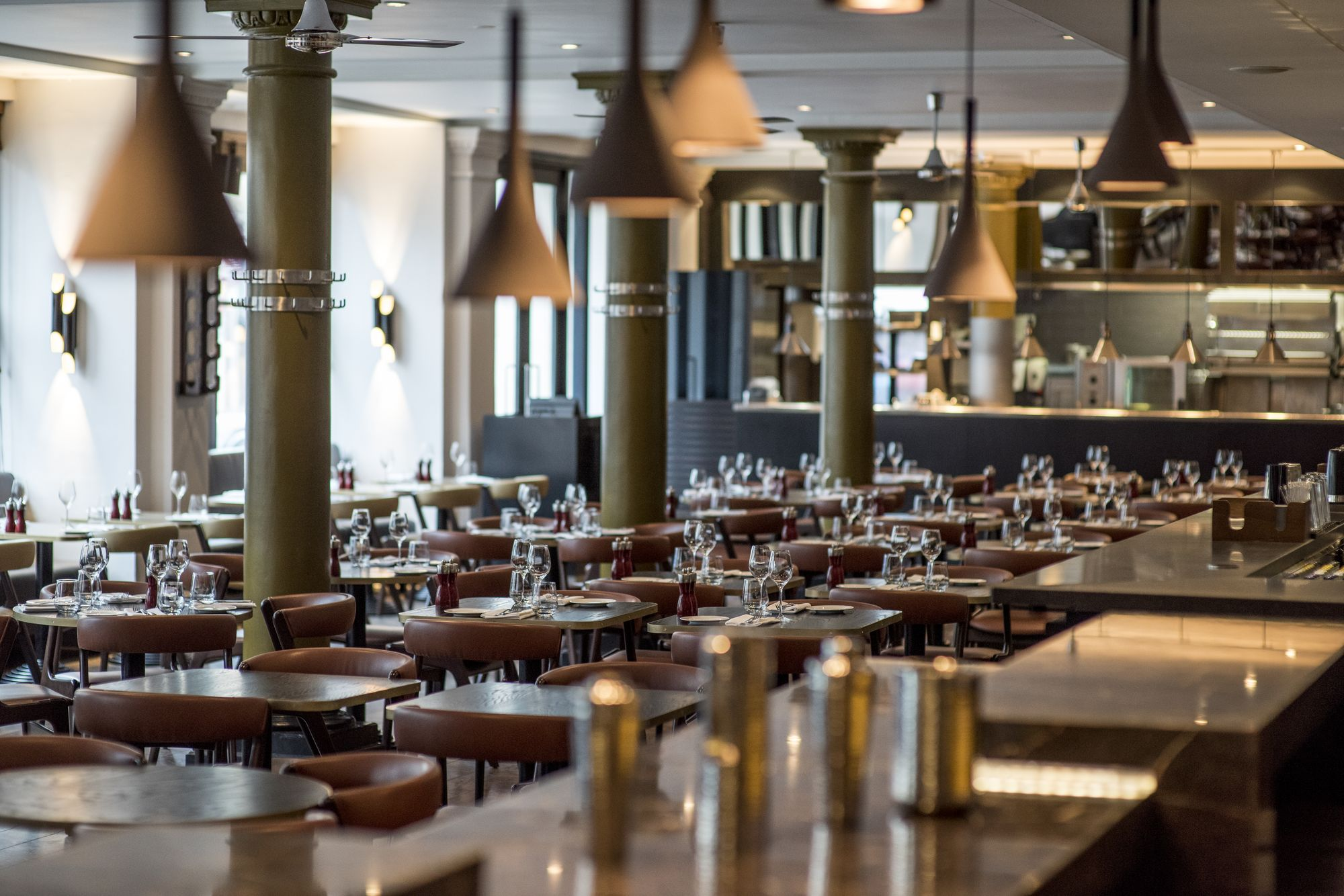 Eastway Brasserie at Andaz London