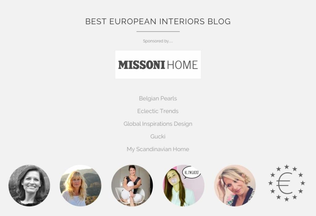 Best European Interiors Blog