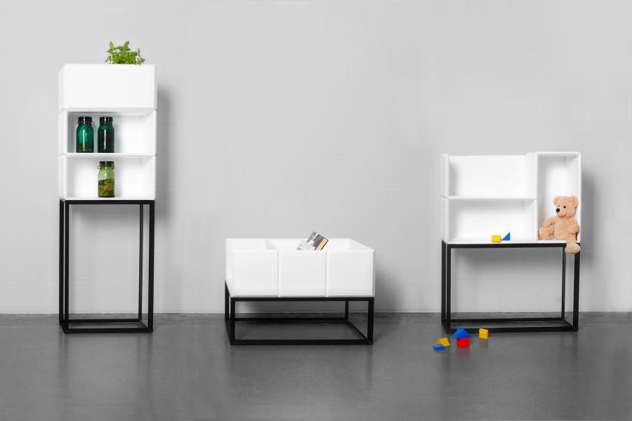 Photo credits: Blickfang/ Modular furniture by home3