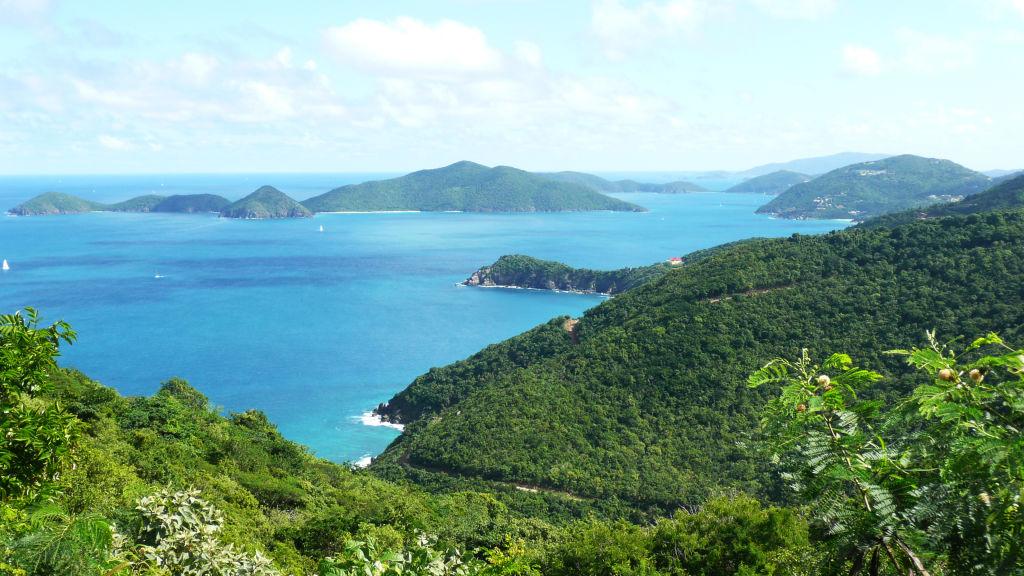 British Virgin Islands - nature's little secret/ Photography: snapshot Simone Aïda Baur