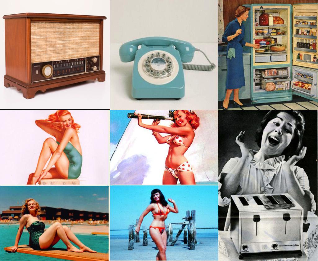 50s-various