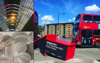 A glimpse into the London Design Festival