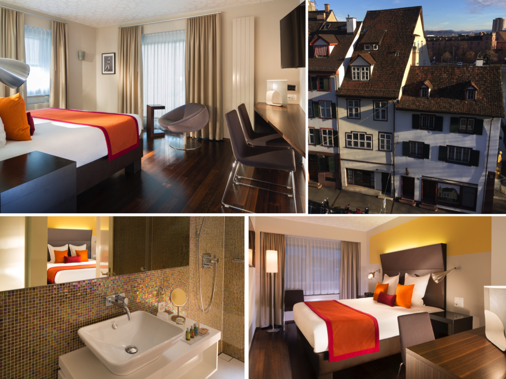 Photography: courtesy of Hotel.D and snapshot of Global Inspirations Design