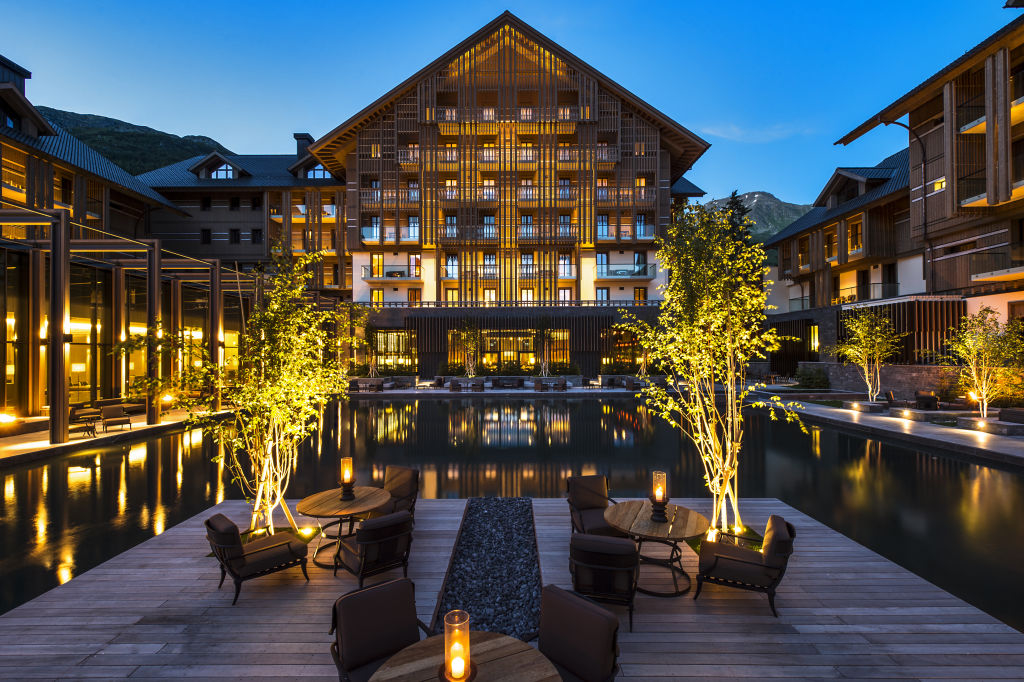 Photography: courtesy of The Chedi Andermatt