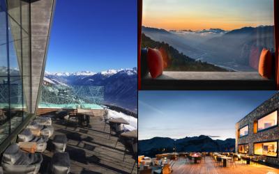 Hotel Chetzeron: adventure and luxury at 2112 meters