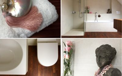 Before and after interiors: bathroom renovation