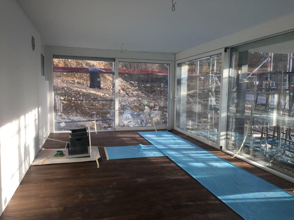 interior design project Switzerland