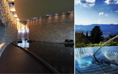 The Dolder Grand Spa: Spa Holiday without the jet lag