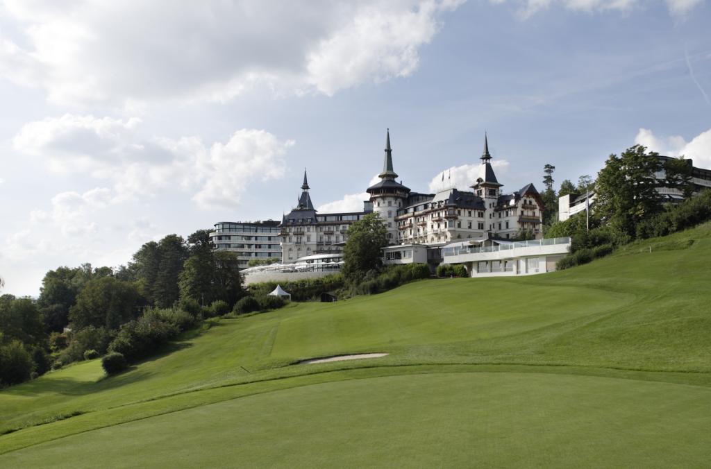 luxury hotels in Zurich