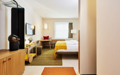 Hotel Nomad: a hip place for 21st century nomads