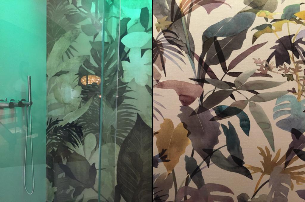 tropical design inspiration