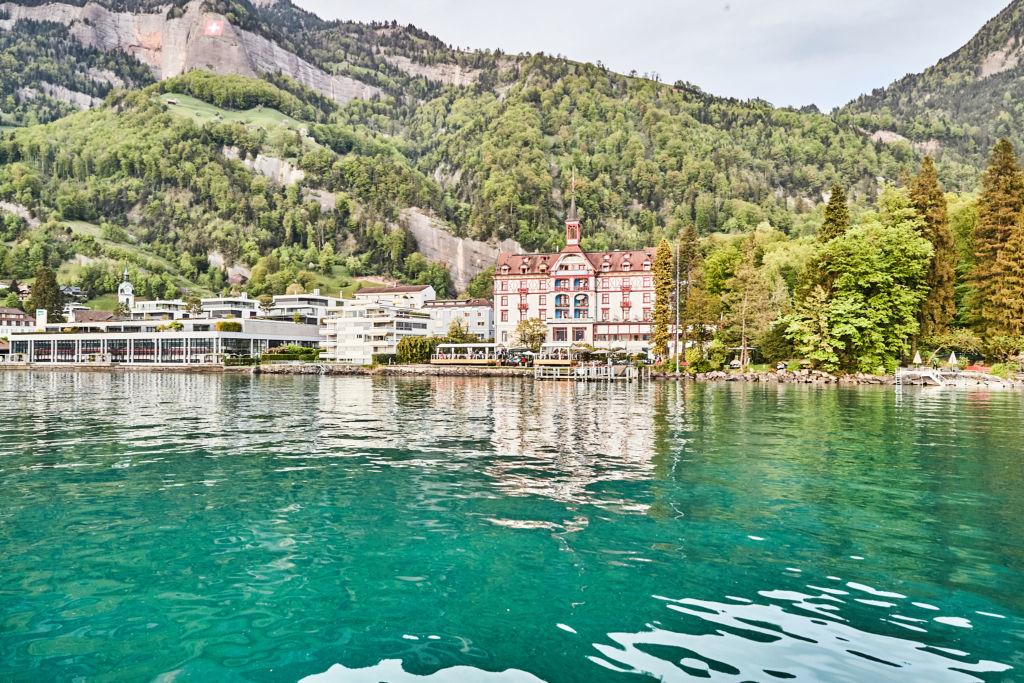 romantic hotels in Switzerland