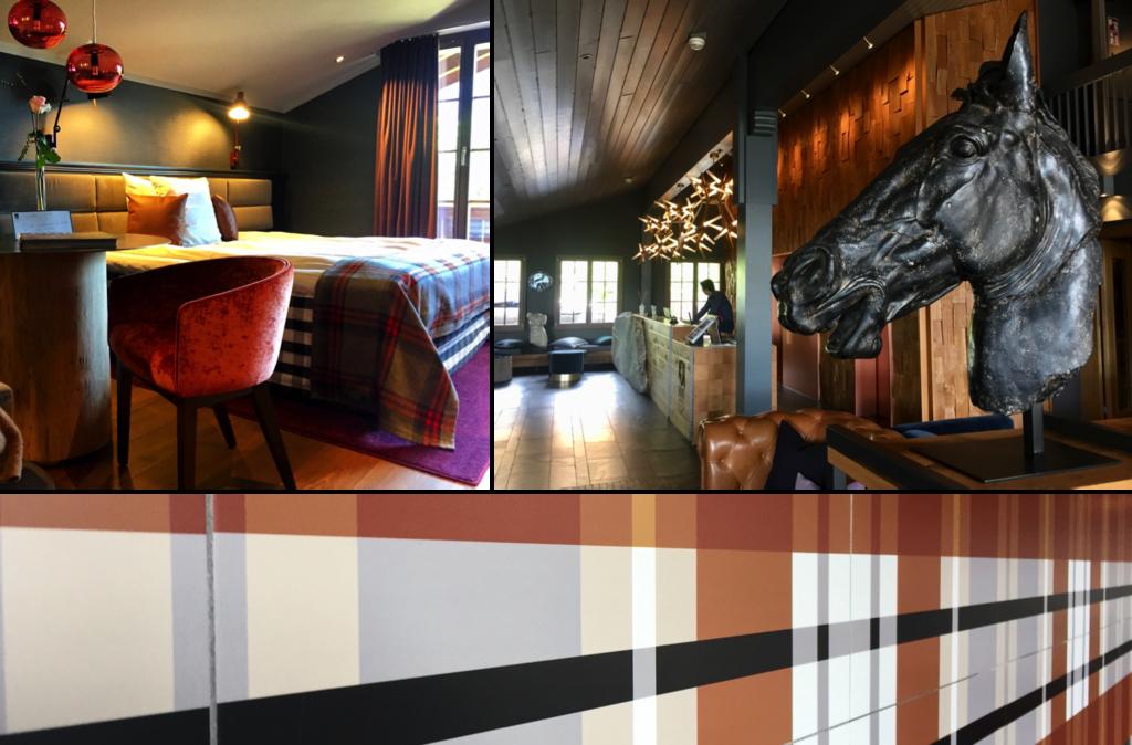 interior design Gstaad