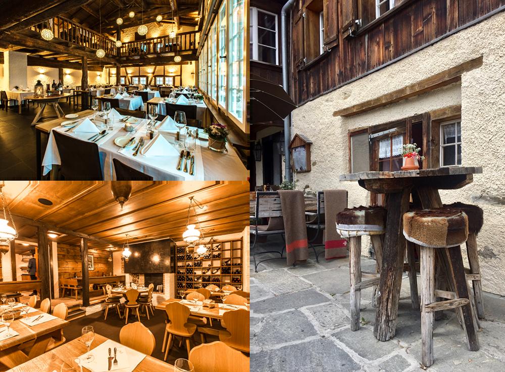 Guarda Val restaurants