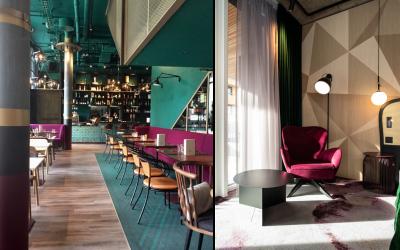 The Hide Hotel Flims: Design Meets Convenience