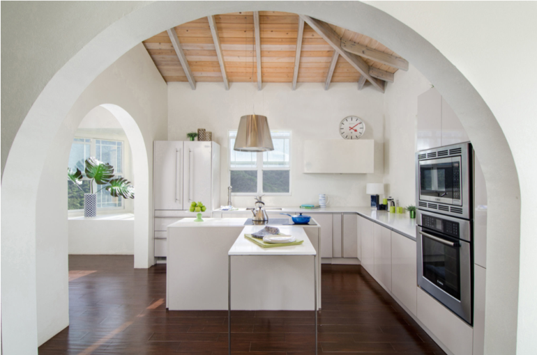 award winning kitchen design Caribbean