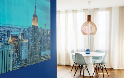 Interior Design Project: New York meets Nature