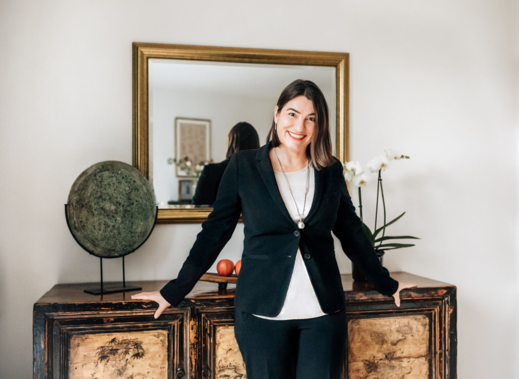 Interior Designer Simone Aïda Baur