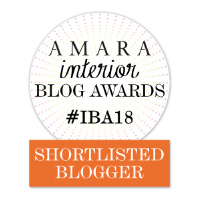 Shortlisted Blogger