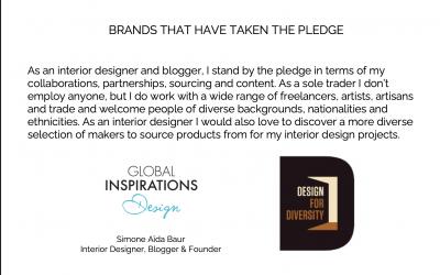 Design For Diversity – Taking the Pledge