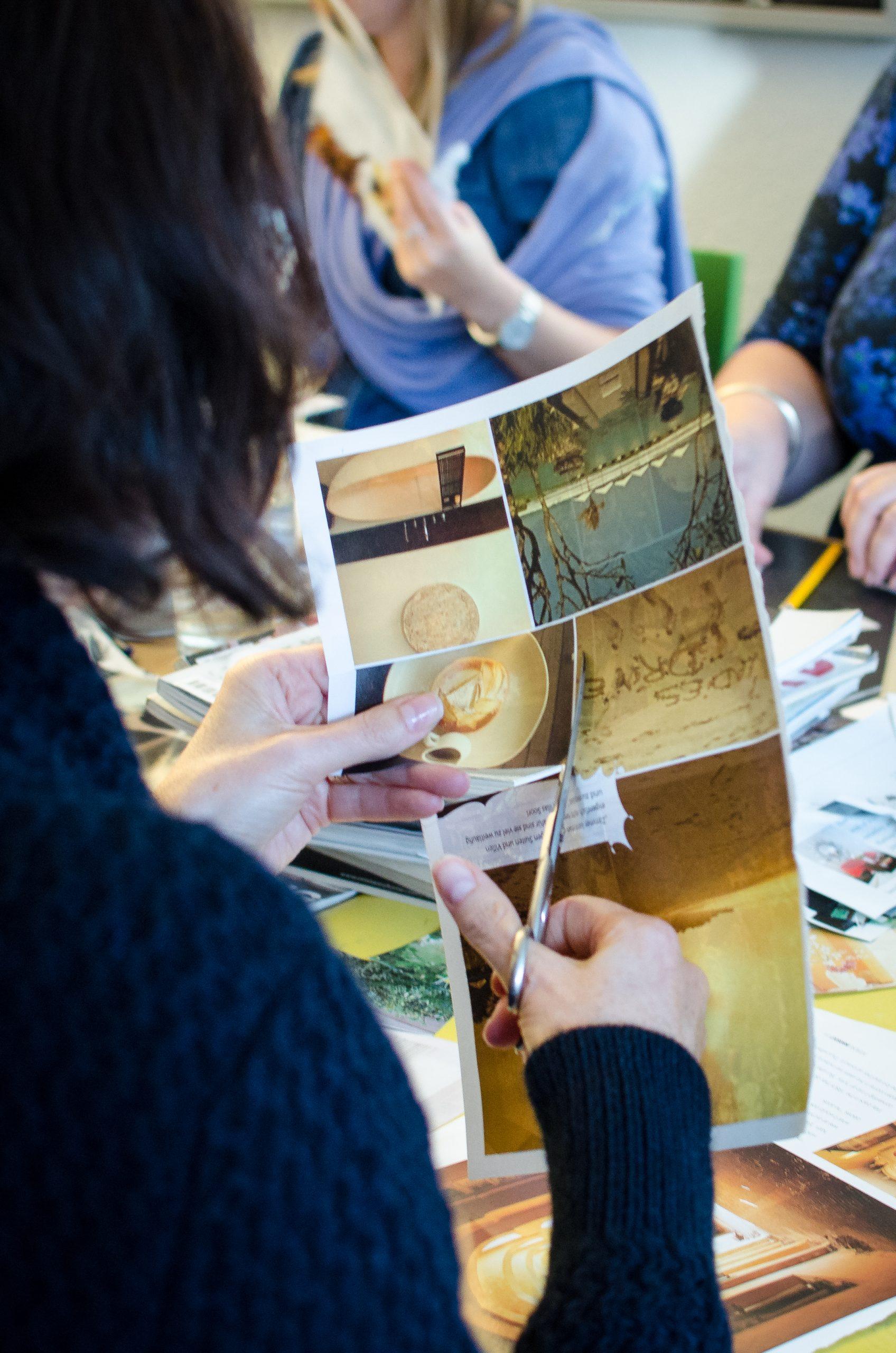 interior design workshop participant