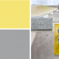 Pantone colour of the year 2021 - yellow and gray