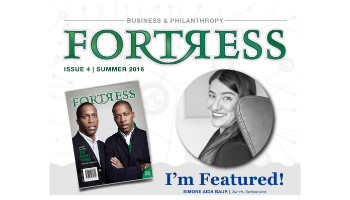 Caribbean Fortress magazine cover